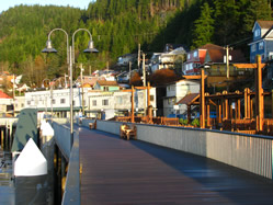 Bed  Breakfast - Vacation Rental Lodging in Ketchikan Alaska